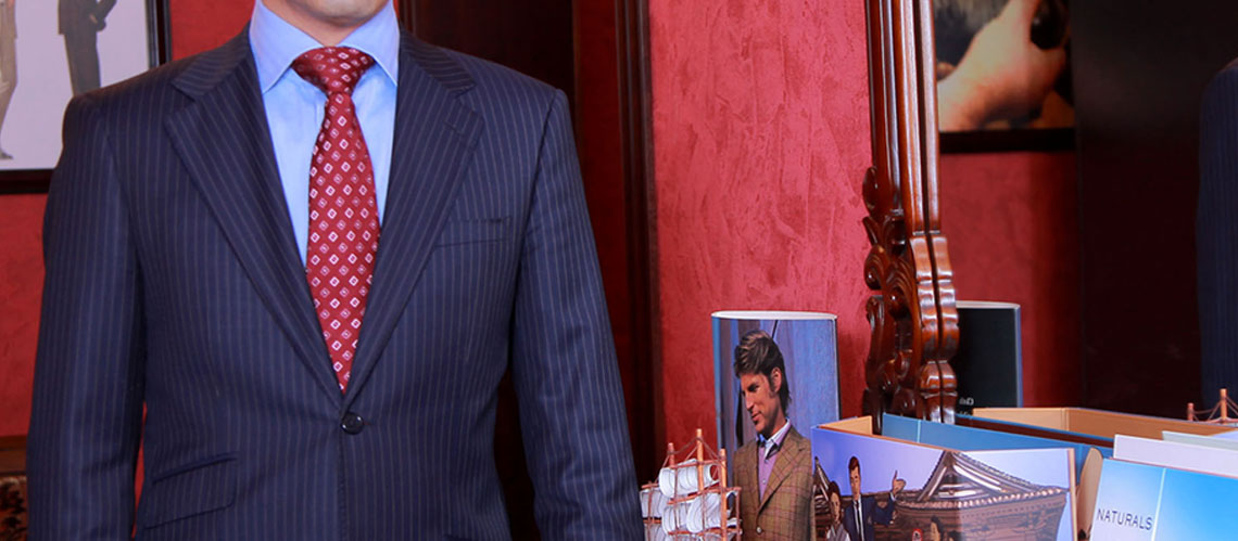 Как выбрать деловой костюм