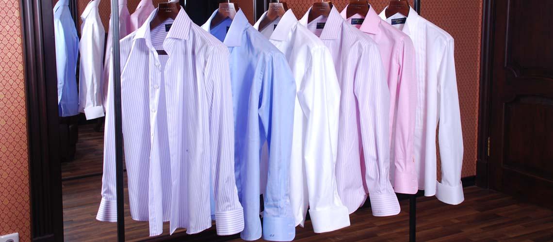 Правильная рубашка для делового костюма